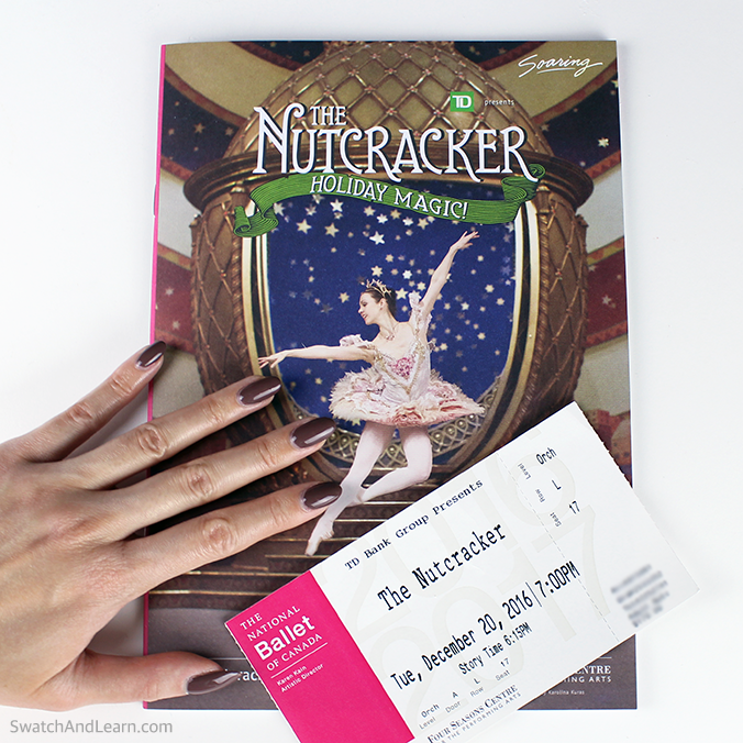 Zoya Mary The Nutcracker National Ballet of Canada