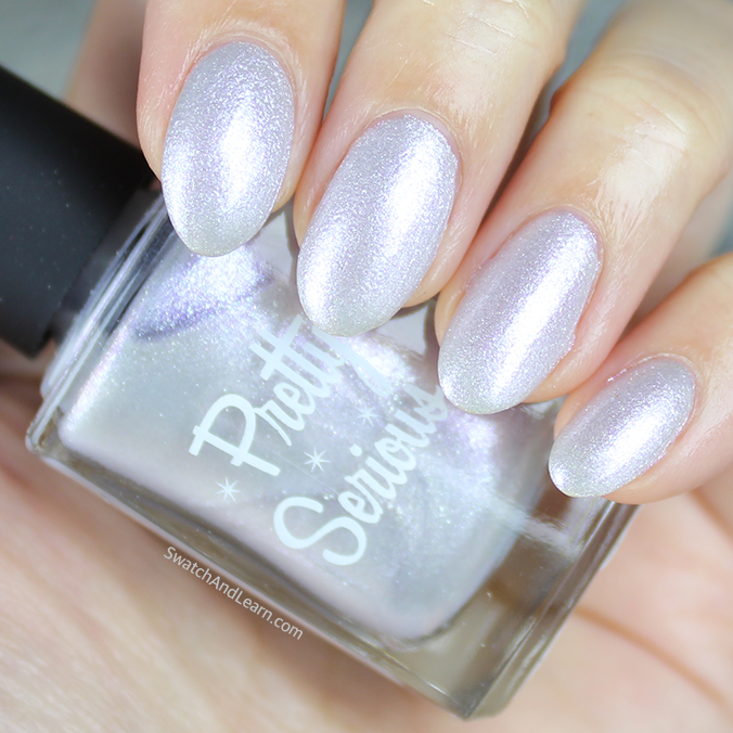 Pretty Serious Fairy Lights Swatch Pretty Serious Ghosts of Christmas Past Collection Swatches