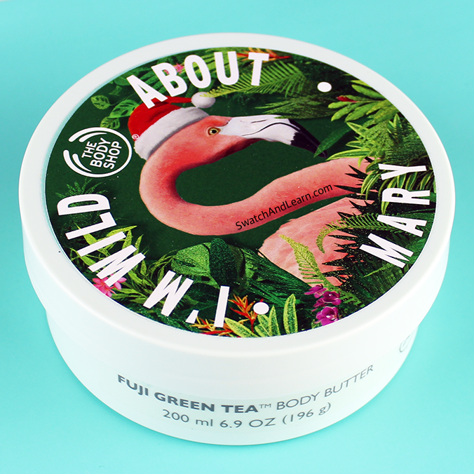The Body Shop Fiji Green Tea Body Butter