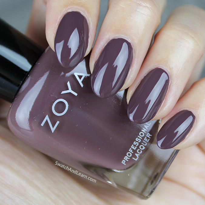 Zoya Debbie Swatch Zoya Naturel 3 Collection Swatches