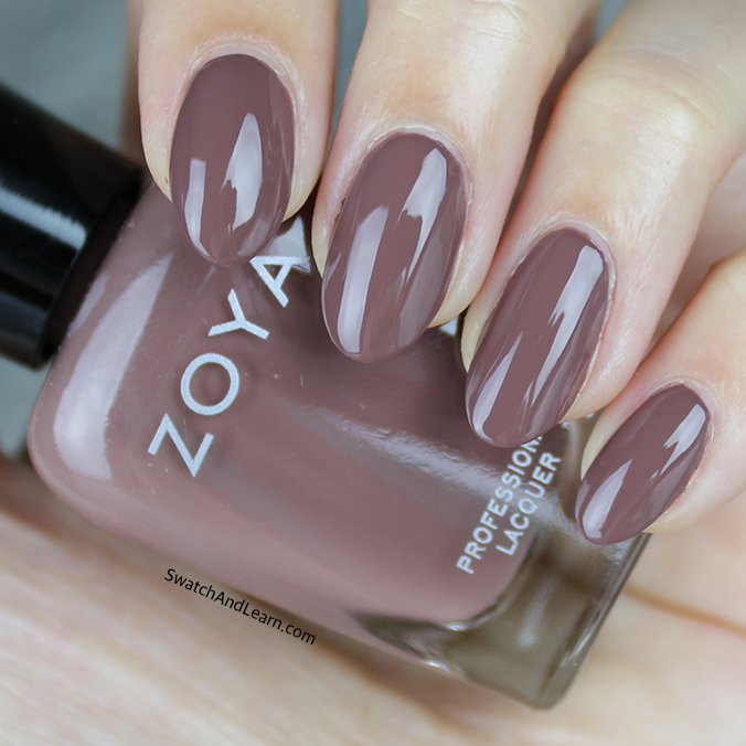 Zoya Mary Swatch Zoya Naturel 3 Collection Swatches