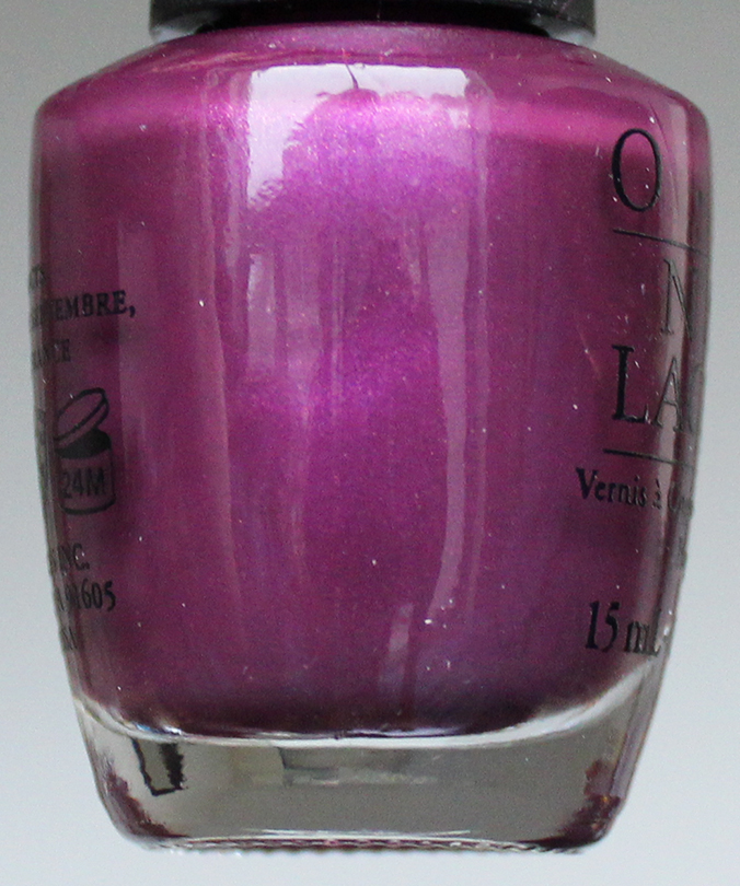 I'm in the Moon for Love OPI Starlight Collection Review