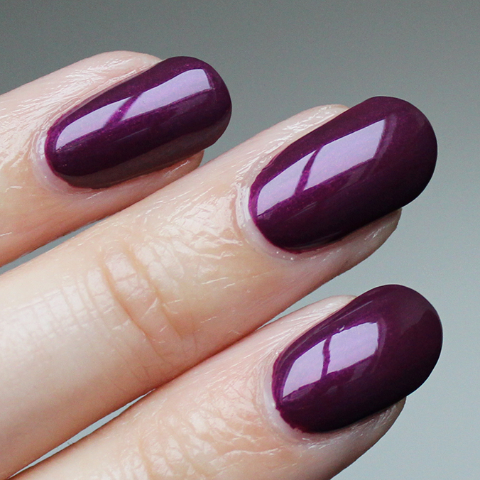 OPI I'm in the Moon for Love Review Swatch