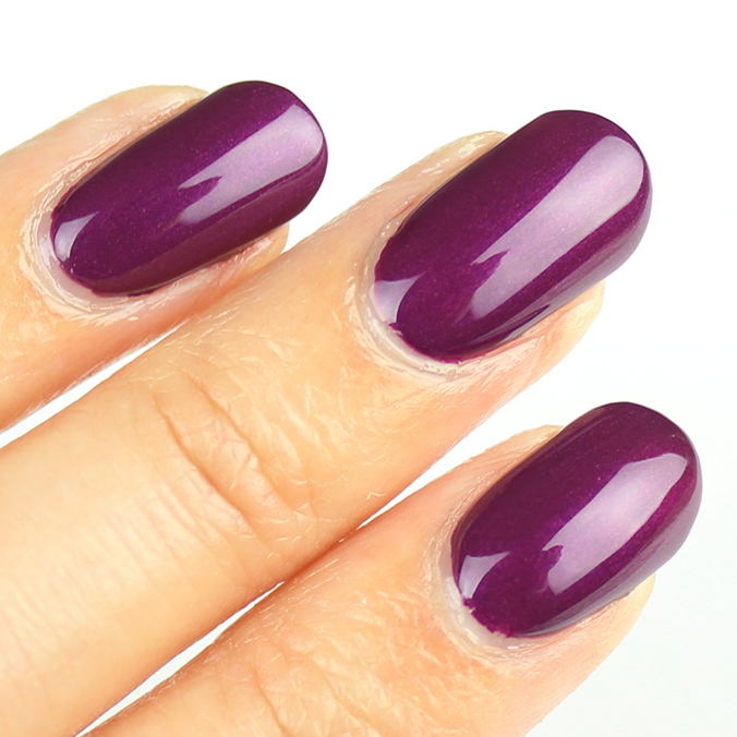 OPI I'm in the Moon for Love Swatch