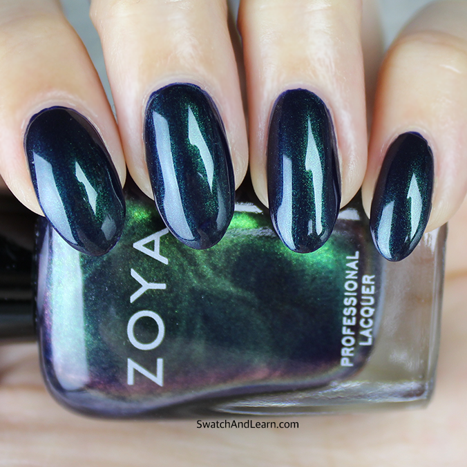 Zoya Olivera Swatch Review