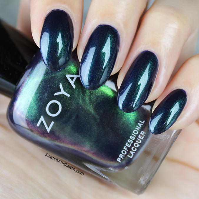 Zoya Olivera Swatches Review