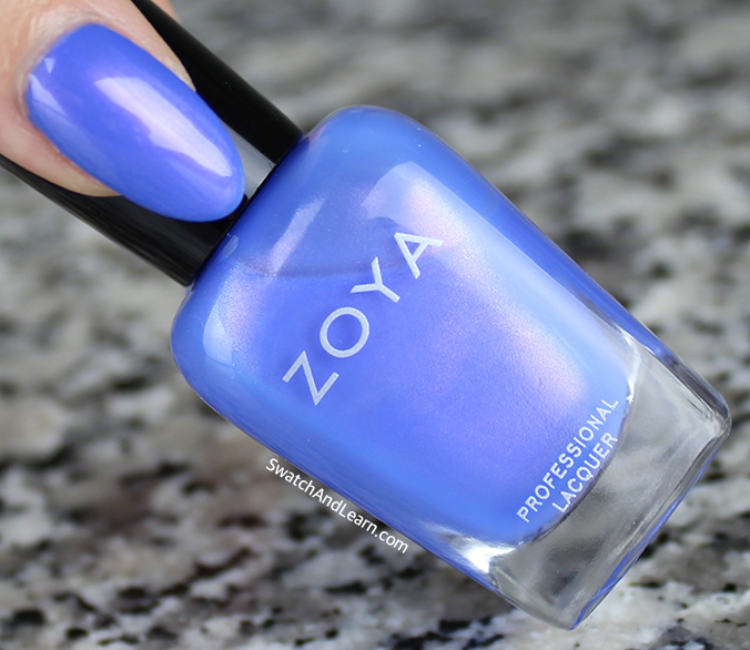 Zoya Saint Enchanted Collection Swatch