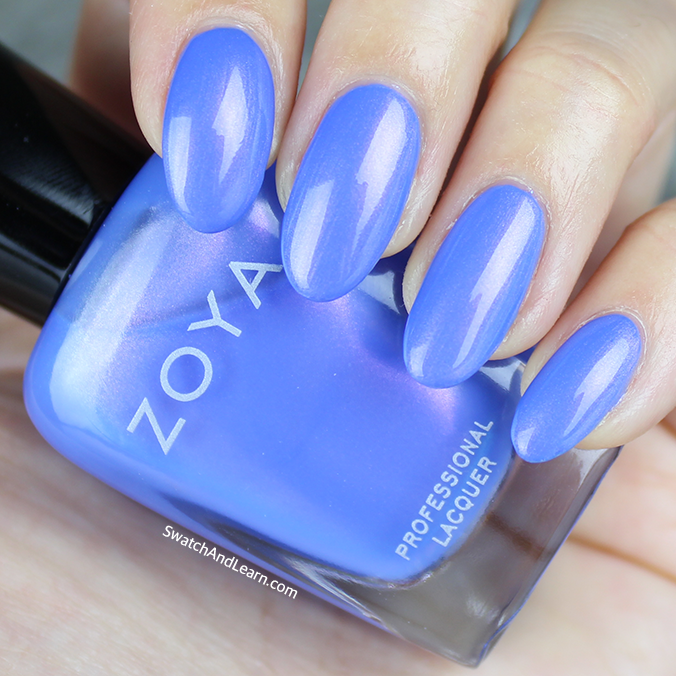 Zoya Saint Swatches Review