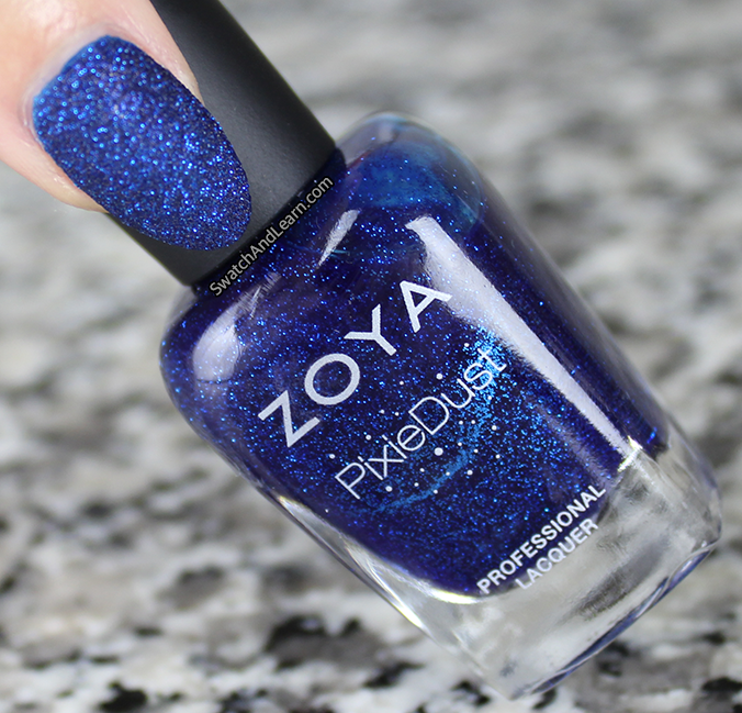 Zoya Waverly Review Swatch