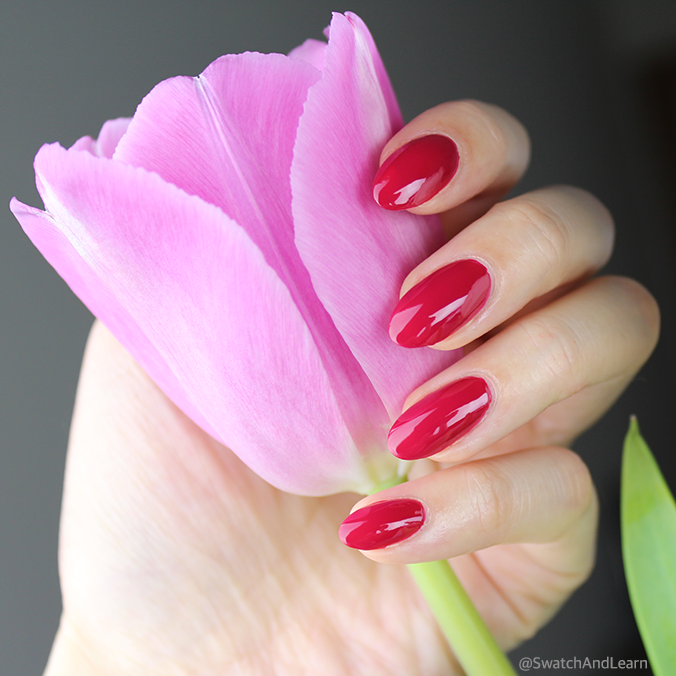 CND Rhythm and Heat Collection with Tulip