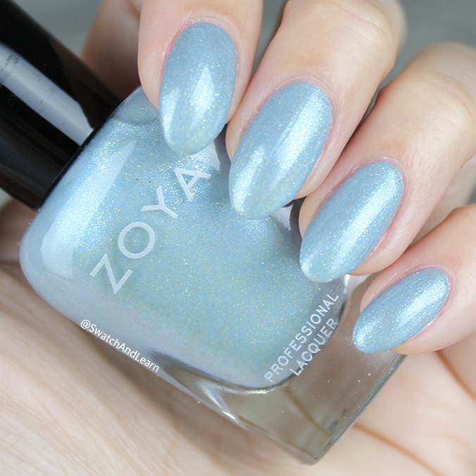 Zoya Amira Swatch Zoya Charming Collection Swatches