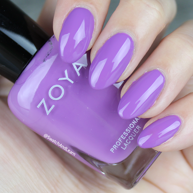 Zoya Tina Swatch Zoya Charming Collection Swatches