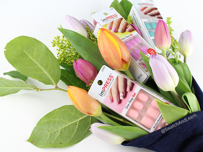 Tulips and Nails by imPRESS
