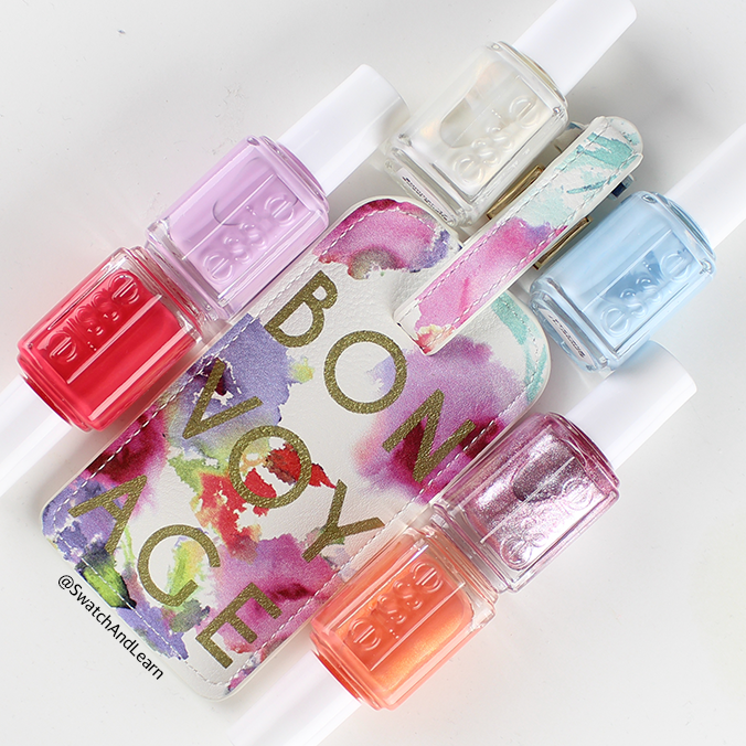Essie NailPolish Summer 2017 Collection