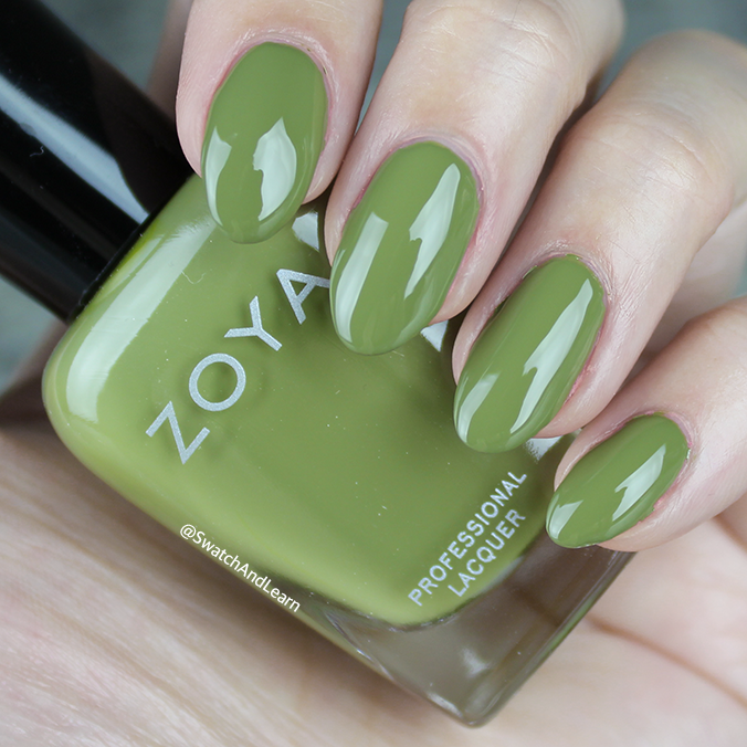 Zoya Arbor Swatch Zoya Wanderlust Collection Swatches