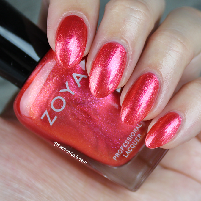 Zoya Journey Swatch Zoya Wanderlust Collection Swatches