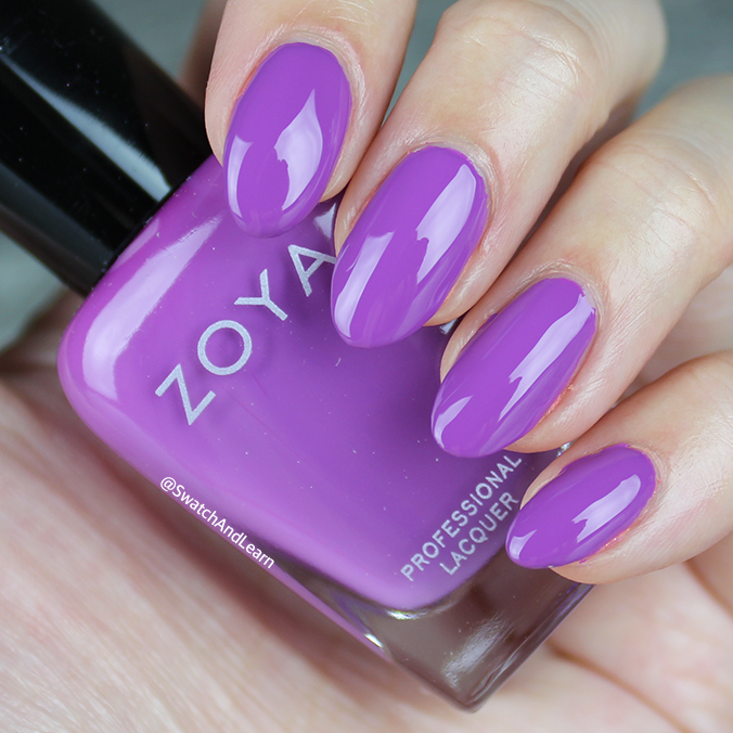 Zoya Lois Swatch Zoya Wanderlust Collection Swatches