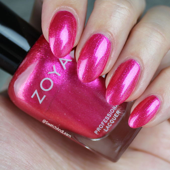 Zoya Mandy Swatch Zoya Wanderlust Collection Swatches