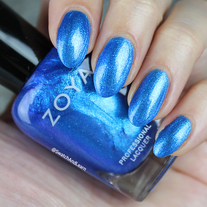 Zoya River Swatch Zoya Wanderlust Collection Swatches