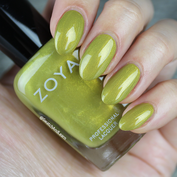 Zoya Scout Swatch Zoya Wanderlust Collection Swatches