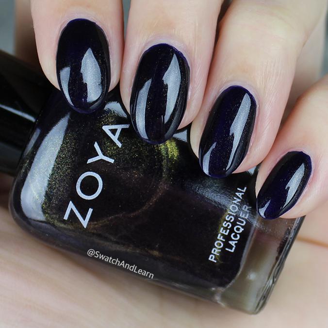 Zoya Blake Swatch Zoya Party Girls Collection Swatches