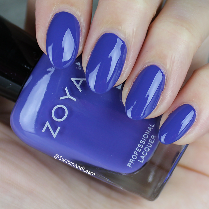 Zoya Danielle Swatch Zoya Party Girls Collection Swatches