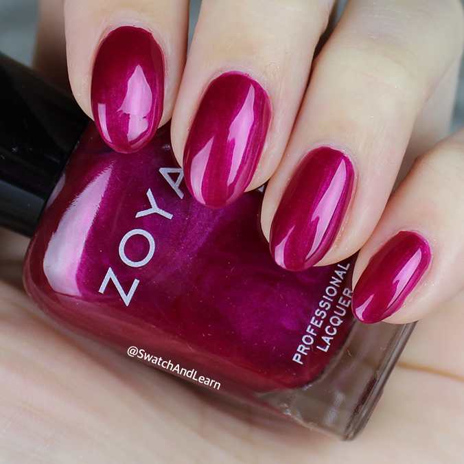 Zoya Fallon Swatch Zoya Party Girls Collection Swatches