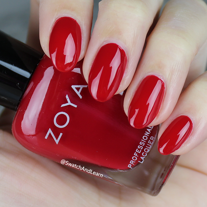 Zoya Ming Swatch Zoya Party Girls Collection Swatches