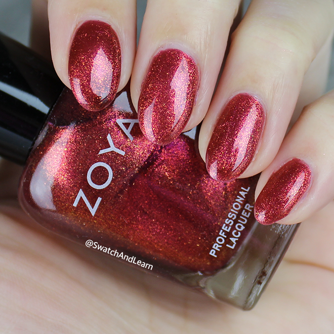 Zoya Tawny Swatch Zoya Party Girls Collection Swatches