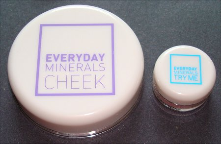 Everyday Minerals Blush Packaging
