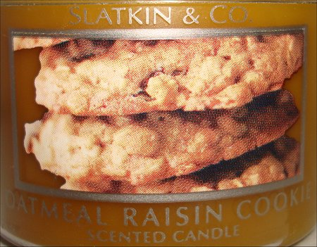 Bath and Body Works Oatmeal Raisin Cookie Review & Pictures