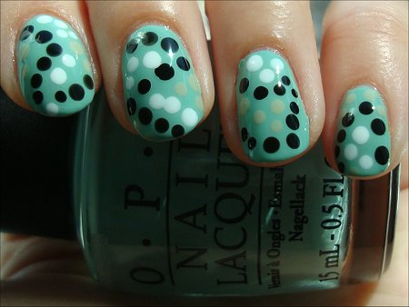 Dotting Tool Nail Art