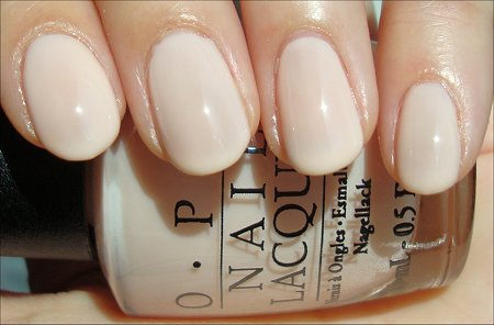 OPI Bubble Bath Swatch & Review