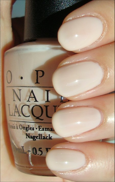 OPI Bubble Bath Swatches & Review