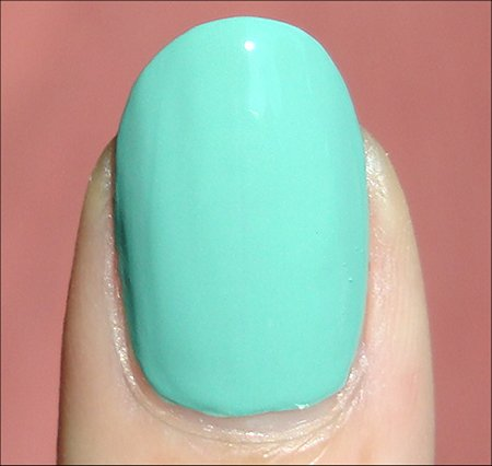 OPI Mermaid's Tears Review & Swatch
