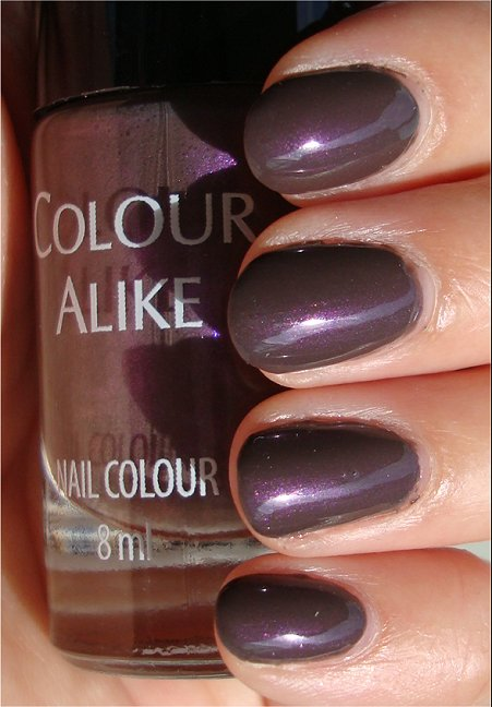 Colour Alike Weekendowy Szal Swatches & Review