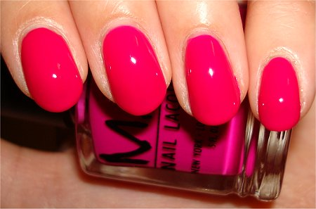 Misa Girls Night Out Review & Swatch