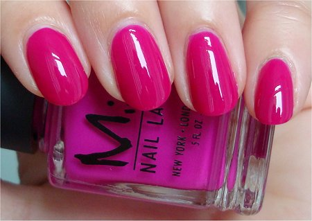 Misa Girls' Night Out Review & Swatches