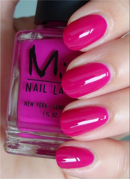 Misa Girls' Night Out Swatches & Review