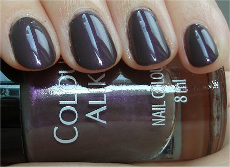 Natural Light Colour Alike Weekendowy Szal Review & Swatches