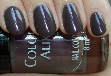Natural Light Colour Alike Weekendowy Szal Swatch