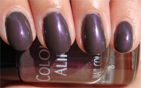 Sunlight Colour Alike Weekendowy Szal Review & Swatches