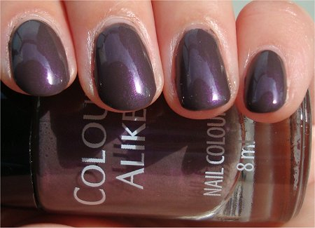 Sunlight Colour Alike Weekendowy Szal Swatches & Review